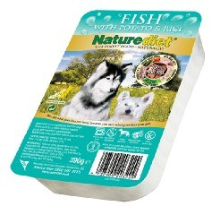Nature Diet Fish and Rice Review