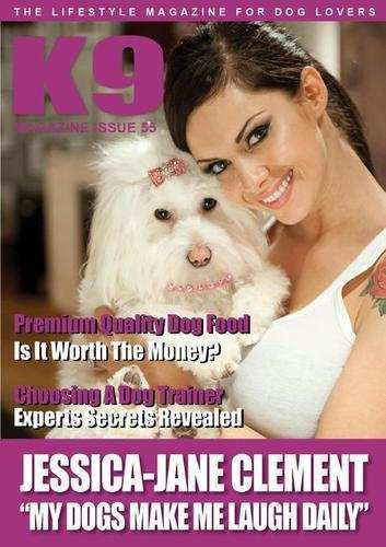 K9 Magazine Issue 55 - Jessica-Jane Clement