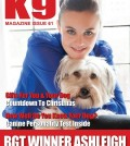 K9 Magazine Issue 61 Cover - Ashleigh and Pudsey