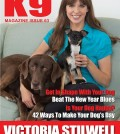 K9 Magazine Issue 63 Cover - Victoria Stilwell