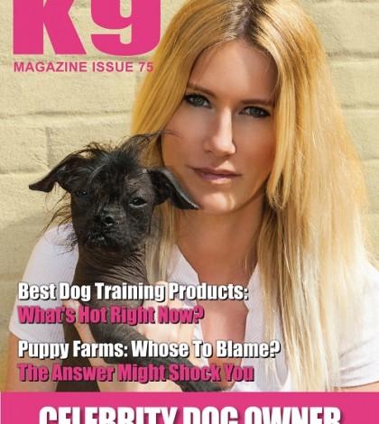 K9 Magazine Issue 75 - Barbara Zatler