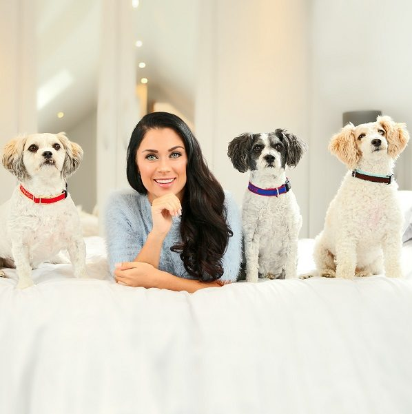 EXCLUSIVE: Love Island's Cally Jane Beech Introduces Her Dogs to K9 Magazine & Talks Reality TV